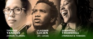 Emancipated Voices - New Generation of Caribbean Poets