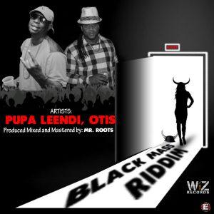 WIZ Records Black Mass Riddim