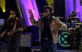Chronixx Performs on Jools Holland Show in UKTonight