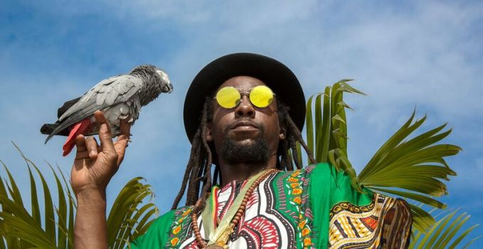 Grammy Nominated Jah Cure Returns with Video for 'Telephone Love'