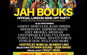 Jah 'Angola' Bouks Releases 'Child of Jah' on Capsicum
