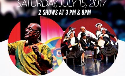 Paul Keens-Douglas Brings Mr. Tim Tim and Characters to Toronto for a One Day Concert with Dance Caribe Performing Company